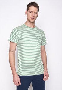 Herren Shirt 100% Biobaumwolle Open GOTS Zertifiziert - GreenBomb