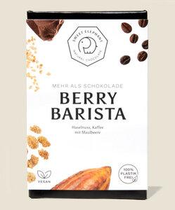 "Nussbeerschokolade ""Berry Barista"" - Sweet Elephant Chocolate"