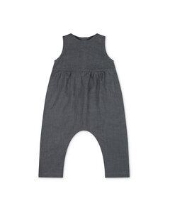 Leinen Jumpsuit für Kinder - Einteiler - Matona