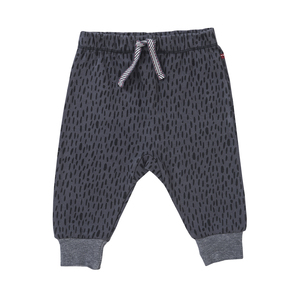 Baby Baggyhose grau biologisch People Wear Organic - People Wear Organic