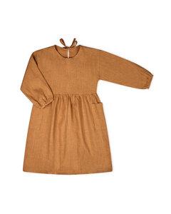 Leinen Kleid für Kinder - Matona