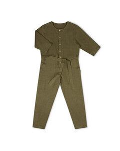 Leinen Overall für Kinder - Einteiler - Matona