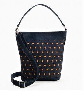 Kork-Tasche artelusa -perforierte Damenhandtasche - Artelusa