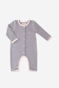 Bio Baby Schlafanzug / Overall Finn ohne Füße - Lana naturalwear