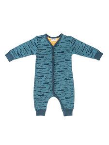 Baby Schlafoverall reine Bio-Baumwolle - People Wear Organic