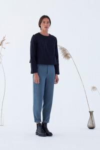 Damen Bluse Palma aus Bio-Baumwolle - Suite 13