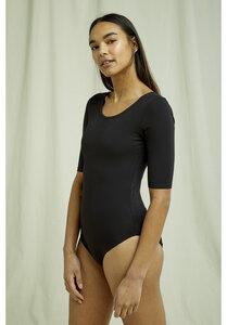 Shirt Body -  Nicole Bodysuit - aus Bio-Baumwolle - People Tree