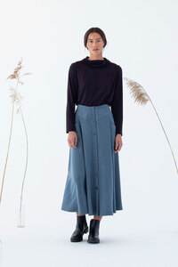 Damen Midi-Rock Nara aus Tencel - Suite 13