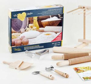 Eppicotispai Nudeln Zubereitungs / Pasta Starter Set - Herstellung von Teigwaren - extraGourmet