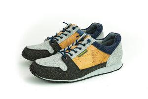 Sneaker Herren - Cork Traveller | lightgrey - Doghammer