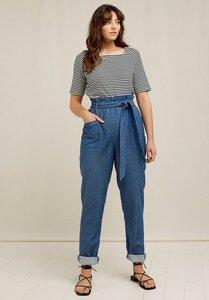 Jeans - Chloe Lightweight Denim Trousers - People Tree