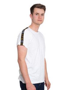 """Herren T-Shirt """"Maji Black"""" aus Biobaumwolle - Matema"""