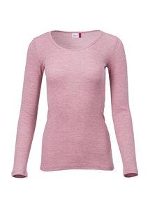 Damen Langarm-Shirt Bio-Baumwolle/Bio-Wolle/Seide - People Wear Organic