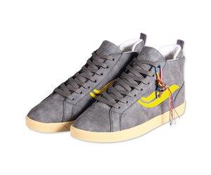 Gefütterterte Vegane Schuhe G-Helà Mid M-Suede - Genesis Footwear