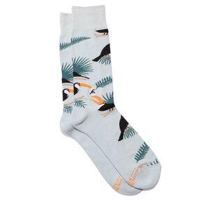 Socken, die Tukane im Regenwald retten - Conscious Step