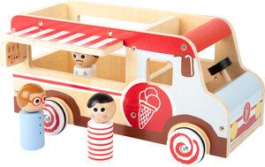 Spielauto Eiswagen XL - small foot