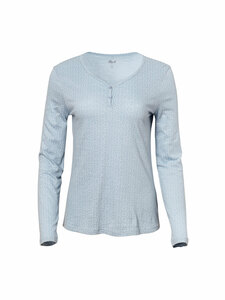 Damen Langarm-Shirt reine Bio-Baumwolle - People Wear Organic