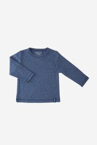 Bio Baby Langarmshirt mit Rundhals und langen Armen - Jule - Lana naturalwear