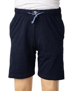 Jungen Bermuda kurz mit Seitentaschen, Single Jersey, reine Bio Baumwolle, GOTS zertifiziert, Made in Europe - Haasis Bodywear