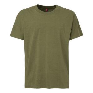 ThokkThokk TT16  Man T-Shirt Dark Green - THOKKTHOKK