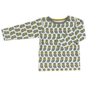 """Langarmshirt Organcs for kids Pigeon """"Owl"""" 3 Farben Baumwolle ( bio) - Organcis for kids Pigeon"""