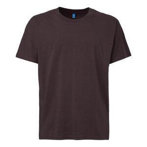 ThokkThokk TT16 Man T-Shirt Dark Brown - THOKKTHOKK