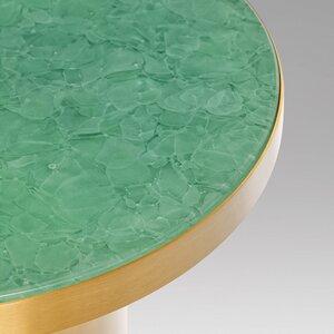 Couchtisch INNSBRUCK aus recyceltem Glas - MAGNA Glaskeramik®