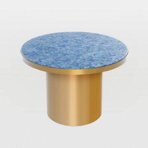 Beistelltisch WIEN aus recyceltem Glas - MAGNA Glaskeramik®