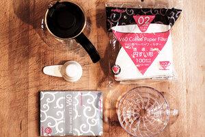 Hario Pour Over Set - Coffee Circle