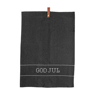 Geschirrhandtuch Kryss God Jul - Storefactory