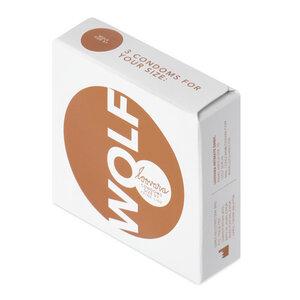 Wolf 57 - Kondom Größe 57 - Loovara