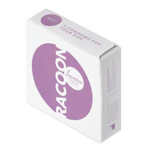 Racoon 49 - Kondom Größe 49 - Loovara