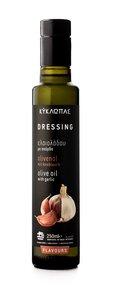 Kyklopas Premium Olivenöl Dressing - Frühe Ernte und aromatisiert - 250ml - Kyklopas