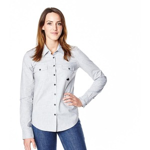 Mountain Melange Shirt Ladies - bleed