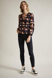 High-Waist Jeans (GOTS) aus Bio-Baumwolle - LANIUS