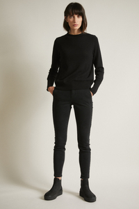 High-Waist Jeans aus Bio-Baumwolle - LANIUS