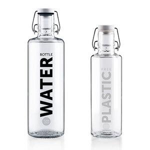 soulbottles Set: Beste Freund*innen: 1,0 l Water bottle + 0,6 l Plastic free - soulbottles