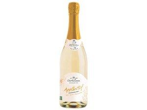 "Clostermann Alkoholfreier Bio-Sekt Apfel-Ingwer & Bergamotte ""Appléritif"" 750 ml - Clostermann"
