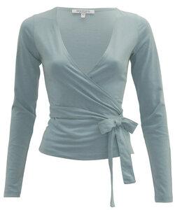 Wrap Jacket jaspis - Alma & Lovis