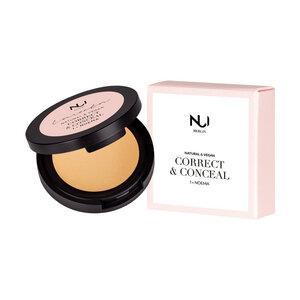 Natural Corrector und Concealer NOEMA - NUI Cosmetics