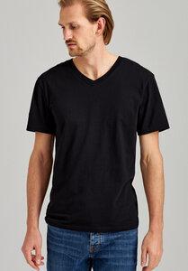 Herren V-Neck T-Shirt aus Biobaumwolle - ThokkThokk