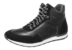 Vegane Herren Winter Hi-Sneaker Sanfins II - Fairticken