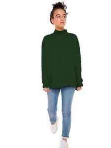 Damen Sweat-Pullover Bio-Baumwolle/Modal - Erdbär