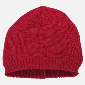Strick-Mütze aus Merinoschurwolle und Seide - Reiff