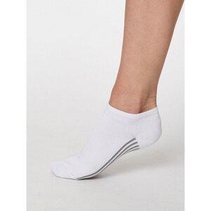 Jane Ankle Bambus Socken - Thought