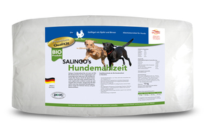 Bio-Trockenfutter: Geflügel mit Apfel & Birne (15 kg) - SALINGO