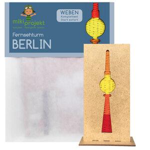 Webset Fernsehturm Berlin - mikiprojekt