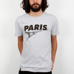 Paris T-Shirt - DEDICATED