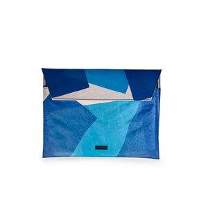 """Laptop Tasche aus recycelten Plastiktüten """"Folder Laptop Case"""" - Up-fuse"""