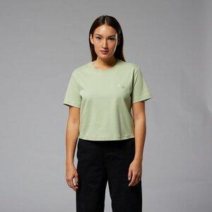 Schweres Crop Shirt - Rosamunde - aus Bio-Baumwolle  - pinqponq
